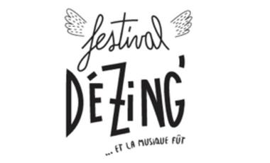 Visueel van project #1 Festival Dézing'