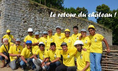 Visueel van project Le retour du château !