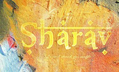 """Visueel van project SHARAV """" Enregistre"""""""