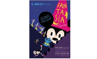 Visuel du projet L'Orkest présente Fantasia