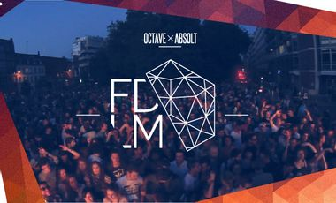 Visueel van project Fête de la musique 2015 - Quai du Wault, Lille