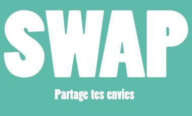 Visuel du projet SWAP enfin un vrai réseau social !!!!