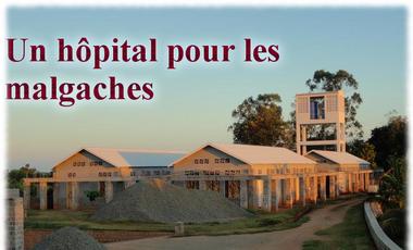 Project visual Un hôpital pour les Malgaches