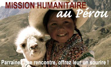 Visuel du projet Aidez les enfants du Pérou !