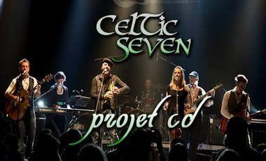 Visuel du projet CD des Celtic Seven