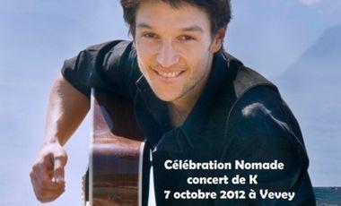 Visuel du projet Célébration Nomade