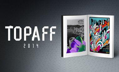 Project visual Catalogue TOPAFF 2014
