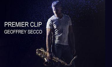 Visuel du projet Geoffrey Secco - premier clip