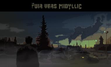 Visuel du projet Fuir vers Midyllic