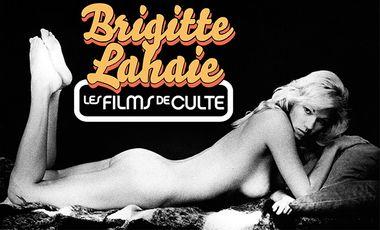 Project visual Brigitte Lahaie, les films de culte