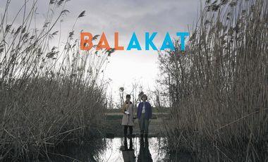 Visueel van project BALAKAT au festival Impatience