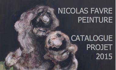 Visueel van project Catalogue Nicolas FAVRE 2015