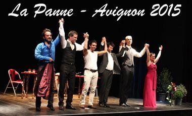 """Project visual """"La Panne"""" - Festival OFF 2015 Avignon"""