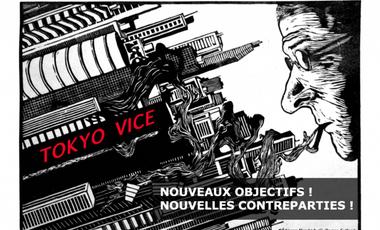 Visuel du projet Tokyo Vice, le livre