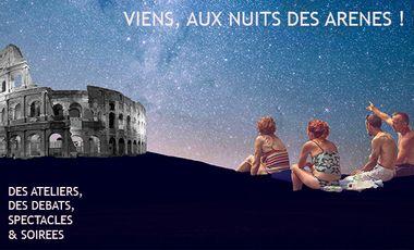 Visueel van project Les Nuits des Arènes
