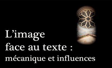 Visueel van project L'image face au texte