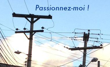 Visuel du projet PASSIONNEZ-MOI
