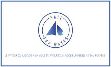 Visuel du projet Le 1er tour du monde à la voile en faveur d'un accès universel à l'eau potable