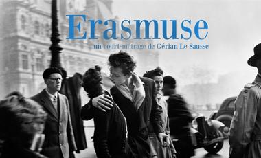 Visueel van project ERASMUSE