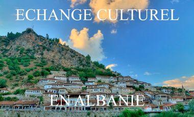 Visuel du projet Echange Culturel Franco-Albanais