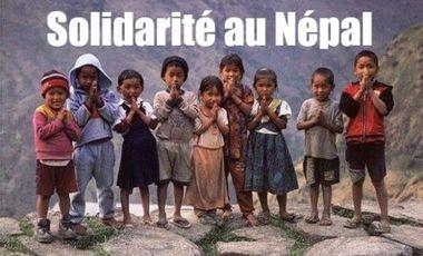 Project visual Solidarité au Népal