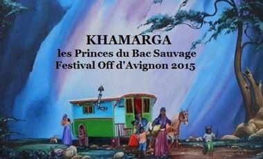 Project visual KHAMARGA