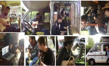 Visuel du projet Soutenez l'EP de Doc Lou en Caravane!