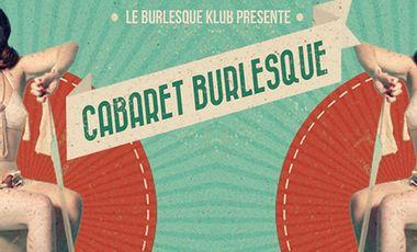 Visuel du projet Cabaret Burlesque, Festival Off d'Avignon 2015