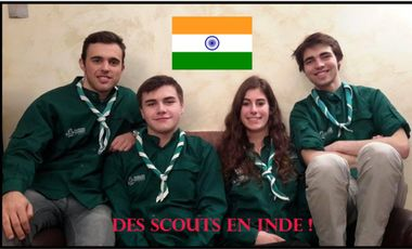 Visueel van project Projet de Solidarité Internationale en Inde
