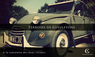 Project visual Terroirs de gueuletons