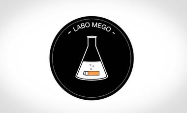 Visueel van project LABO MEGO