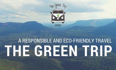 Visuel du projet The Green Trip, une initiative responsable.