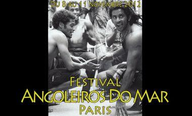 Visuel du projet FESTIVAL ANGOLEIROS DO MAR - Paris