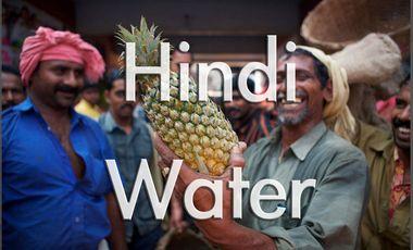 Visuel du projet Hindi Water 2012