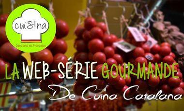 Project visual La web-série gourmande de cuisine catalane