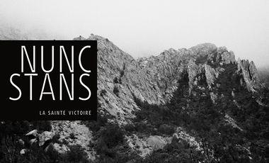 Visuel du projet Nunc Stans - La Sainte Victoire