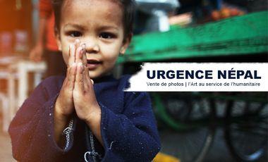 Project visual Urgence Népal