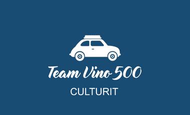 Visuel du projet Team Vino 500 - Culturit