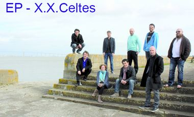 Visueel van project EP XX CELTES