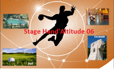 Project visual Stage Hand'Altitude