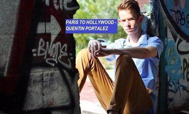 Visuel du projet PARIS TO HOLLYWOOD - Quentin PORTALEZ