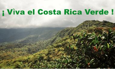 Project visual ¡ Vìva el Costa Rica Verde !