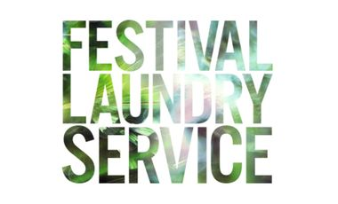 Project visual Festival LAUNDRY SERVICE