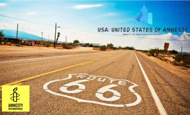Visuel du projet U.S.A: United States of Amnesty
