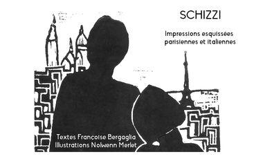 """Project visual """"Schizzi"""" un projet éditorial pour revenir au sens premier du beau livre !"""