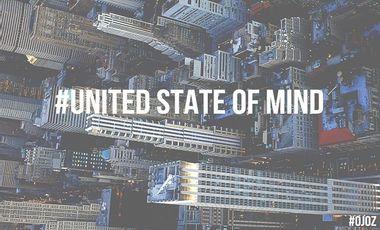 Visueel van project #UNITED STATE OF MIND