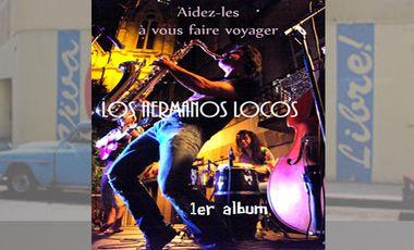 Visueel van project Los Hermanos Locos