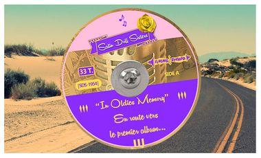 Visueel van project En Route Vers Le 1ER Album des SATIN DOLL SISTERS