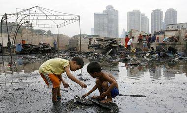 Project visual L'éducation aux Philippines, une mission humanitaire, 8 étudiants et vous !