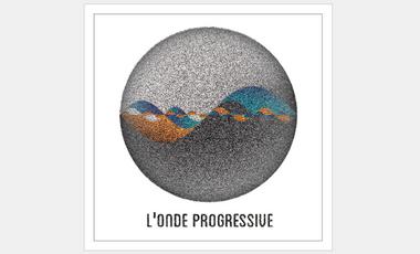 Visueel van project L'Onde Progressive